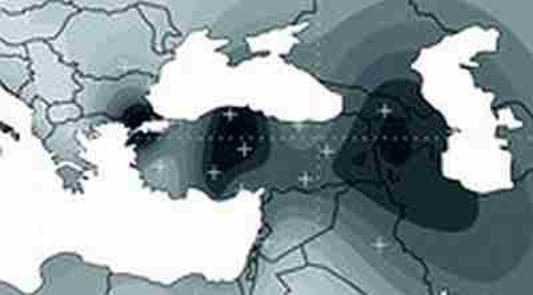 Происхождение вайнахов карта
