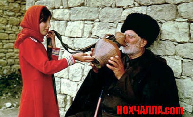 Чеченец и последнюю рубашку отдаст