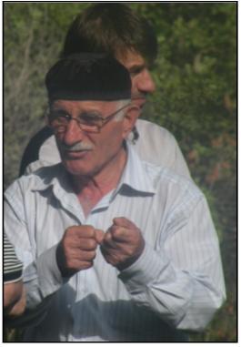 Саид Саратов