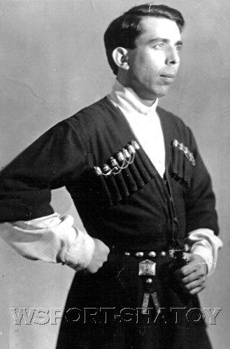 Султан Магомедов