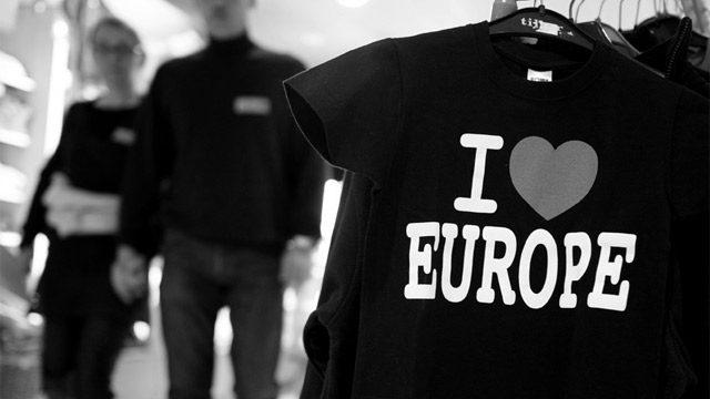 Чеченец в Европе