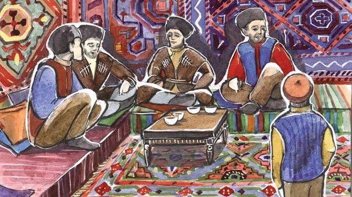 Гостеприимство у чеченцев
